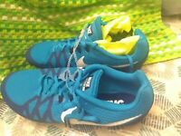 Nike Zoom Rival M Multi-Use Track Sprint Racing 806555-414 Blue Men size 11.5