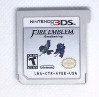 Fire Emblem Awakening Nintendo 3DS Cartridge Only Tested Rare
