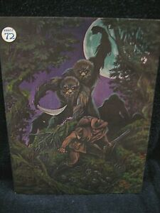 The ROCKET'S BLAST & COMICOLLECTOR #72  (1970) WEREWOLVES by JUANILLO !!