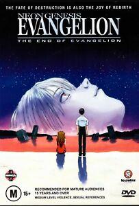 Neon Genesis Evangelion - The End Of Evangelion (DVD, 2002)