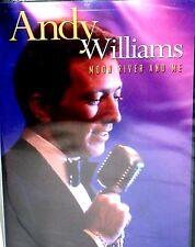 Moon River & Me Andy Williams Live ,NEW! DVD, FREE SHIP! Al Hurt ,Henry Mancini
