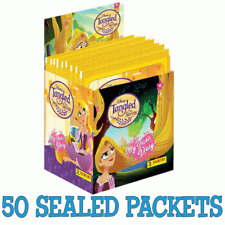PANINI DISNEY entremêlé de la série - 50 Paquets De Stickers (250 Random autocollants)