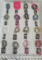 "50"" Handmade Self-tie On African Waist Beads ! Please Read Description!!"