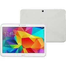 Funda de silicona Samsung Galaxy Tab 4 10.1 X-Style blanco