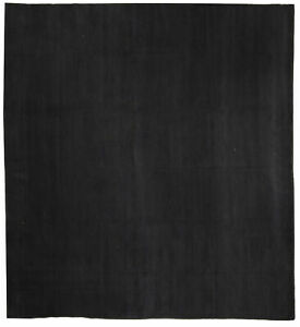 Contemporary Charcoal Rug N10357