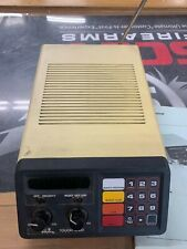 Vintage REGENCY Touch M100 Programmable Analog Radio Scanner W/ Manual