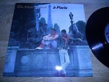"THE STYLE COUNCIL ""Á PARIS"" 1983 UK POLYDOR RECORDS 4 TRACKS E.P. PRESSED IN U.K"