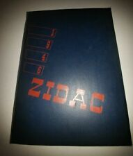 1946 Cadiz OH  Cadiz High School Yearbook Ohio Zidac