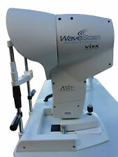 Used Visx Technology WaveScan W/ Table