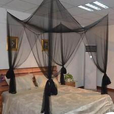 240*210*190cm Moskitonetz Betthimmel Mückennetz Doppelbett Fliegennetz Schutz
