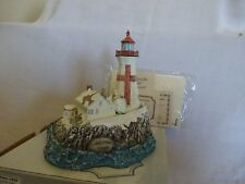 Harbour Lights - Christmas 1999 East Quoddy Light Canada #708