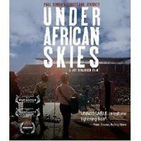 PAUL SIMON - UNDER AFRICAN SKIES BLU-RAY (GRACELAND 25TH ANNIVE)  BLU-RAY NEU
