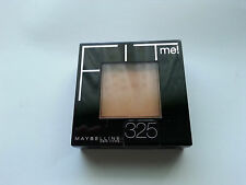 Maybelline Fit Me Pressed Powder Foundation 325 Cream Beige