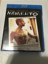 Memento [New Blu-ray] Reissue- Loose Disc