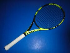 New listing 2015 Babolat Pure Aero Tennis Racquet. 4 1/8.