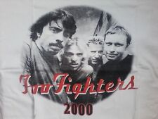 Vintage Foo Fighters 2000 Tour Shirt Size XL