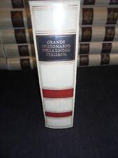 GRANDE DIZIONARIO DELLA LINGUA ITALIANA VOLUME III SALVATORE BATTAGLIA UTET 1967