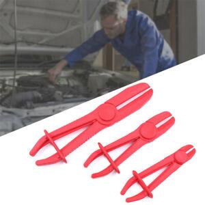 Hose Clamp Set Pipe Pliers Nylon Flexible Clamping Radiator Brake Fuel Tool
