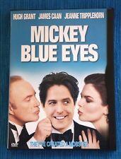 MICKEY BLUE EYES (Hugh Grant, James Caan, Tripplehorn). UNSEEN DVD, ZONE 1.