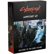 Cyberpunk Red RPG: Jumpstart Kit