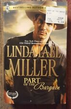 Bestselling Author Collection: Part of the Bargain by Linda Lael Miller