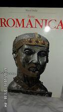 L'ARTE ROMANICA di MARCEL DURLIAT 1a EDIZIONE 07/1994 GARZANTI EDITORE