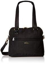 Kipling Women's Dolan Spc Shoulder Bag Handbag Black Nylon