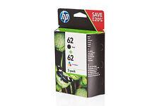 HP 62 N9J71AE Schwarz und HP 62 Color - Druckerpatronen Set