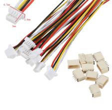 4Pin SH 1.0mm 1,0mm Micro JST Stecker 15cm Kabel 28AWG + Buchse 1 2 3 4 5 10 20