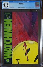 Watchmen #1 - 12 - ALL CGC - #1 CGC 9.6 (See details for other 11)