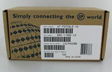 New In Box Allied Telesyn 10/100 8-Port Fast Ethernet Switch AT-FS708LE