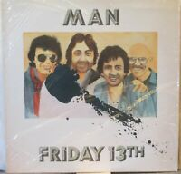 MAN Friday 13th LP Rock w/ Deke Leonard, John Weathers on Picasso (U.K., 1983)