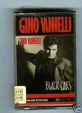 CASSETTE TAPE (NEW) GINO VANNELLI BLACK CARS