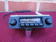 DATSUN B210 HITACHI AM RADIO TM-401DE   DAY ONE TAKE OUT...COULD PASS FOR NOS