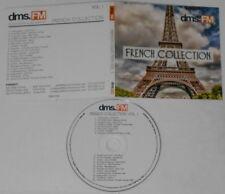 Carla Bruni, Benjamin Biolay, Julien Clerc, Jacques Tati, Pacifika U.S. promo cd