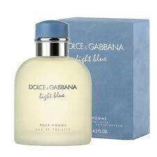Dolce & Gabbana D&G LIGHT BLUE POUR HOMME 40ml Eau de Toilette EDT NEW & SEALED