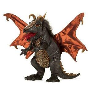 Folkmanis Black Dragon Puppet