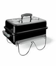 Weber Go-Anywhere Portable BBQ - Charcoal Black