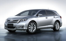 """TOYOTA VENZA A2 CANVAS PRINT POSTER FRAMED 23.4""""x15.4"""""""
