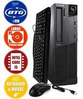 Lenovo Desktop Computer Thinkcentre M92P 3.2GHz Intel Core i5 8GB 500GB Win 10