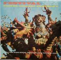 RCA LM 2423 *SHADED DOG 1S/1S* FESTIVAL *CSO FRITZ REINER* EX+/NM
