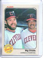 1983 FLEER TOBY HARRAH & ANDRE THORNTON SUPER STAR SPECIAL (NM/MT)