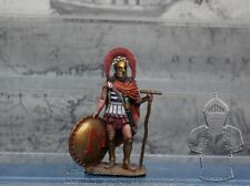 Warriors Ancient Greece Spartan Elite Tin toy soldiers Metal 54mm  HAND PAINTED