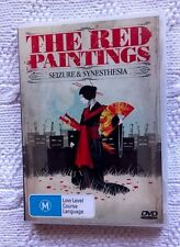 THE RED PAINTINGS: SEIZURE AND SYNESTHESIA (DVD) R-4, LIKE NEW, FREE SHIPPING