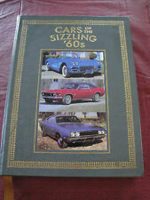 Cars Of The Sizzling '60s By Easton Press - Leather / 22K Gold Accents