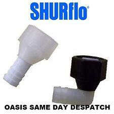"""SHURFLO PUMP FITTINGS ELBOW / STRAIGHT 1/2"""""""