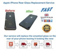 Apple iPhone 8 / 8 Plus Rear Glass Replacement Repair Service
