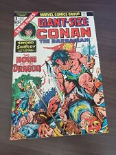 Giant-Size Conan the Barbarian #1