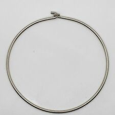 Wrist Ring Charm Bead Bangle with Hoook Closure Pack of 1