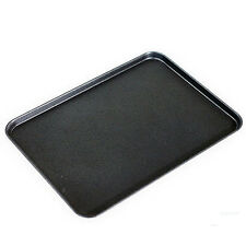 "10""x 7"" Non-stick Coating Toaster Oven Sheet Both sides Teflon coating Cake Pan"